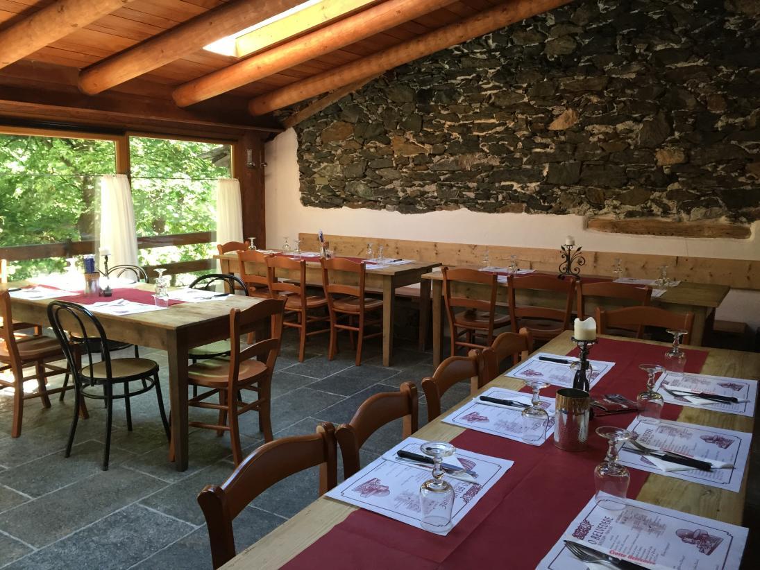 Terrazzo Coperto – Crotto Belvedere